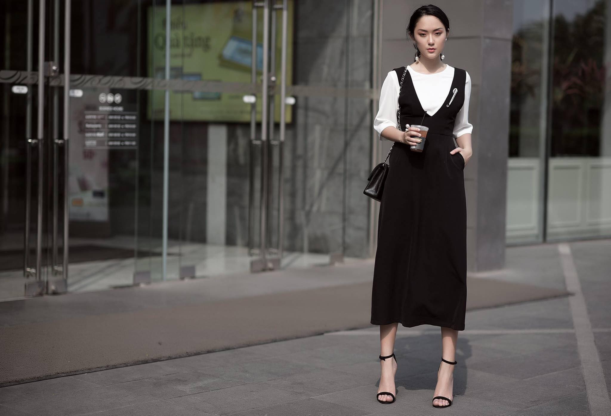 Top 5 chân váy đẹp Hàn Quốc tôn dáng mới nhất 2018 - chân váy công sở